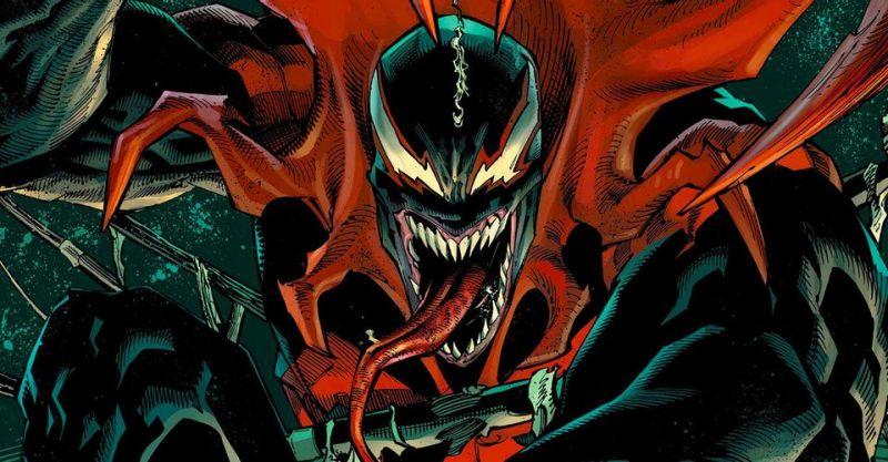 Ciemność pochłonie Marvel. Avengers, X-Meni i inni w Dark Ages; jest hybryda Venoma i Carnage'a!