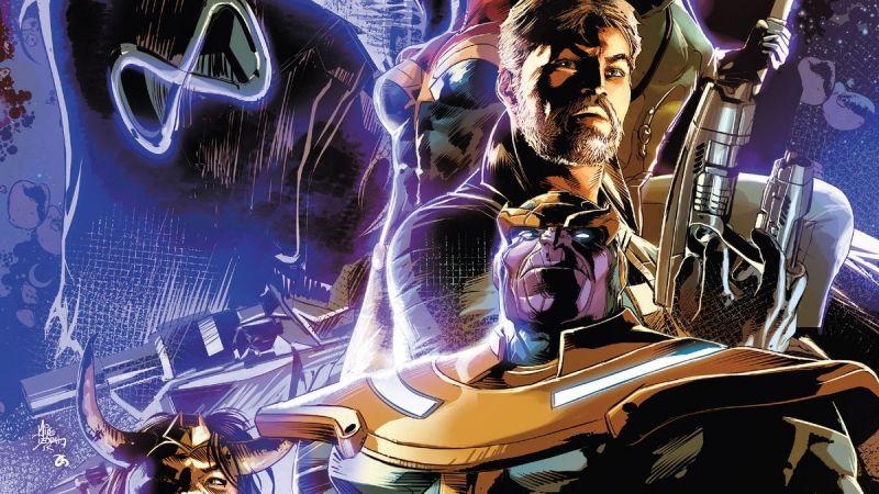 Wojny nieskończoności - recenzja komiksu