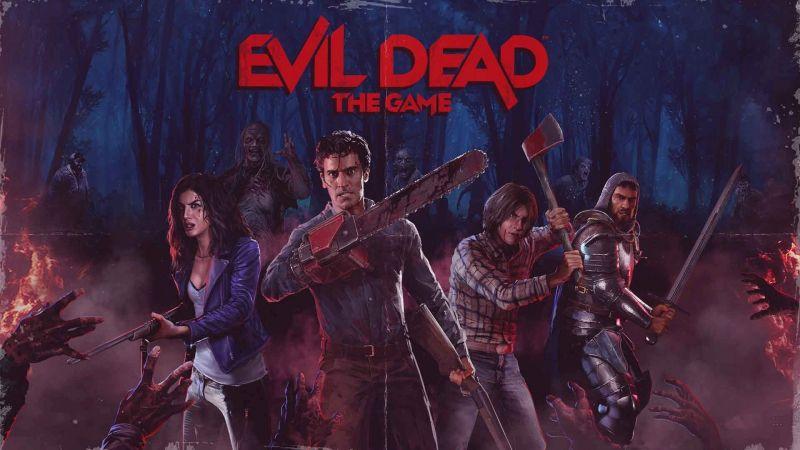 Evil Dead: The Game - gameplay zaprezentowany. Bohaterowie kontra Martwe zło