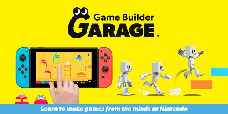 Game Builder Garage - recenzja gry