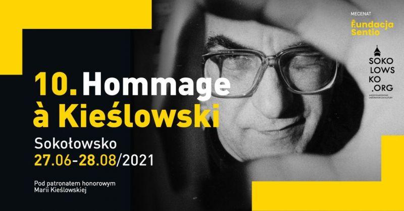 10. Międzynarodowy Festiwal Filmowy Hommage à Kieślowski rusza już 27 czerwca! Co w programie?