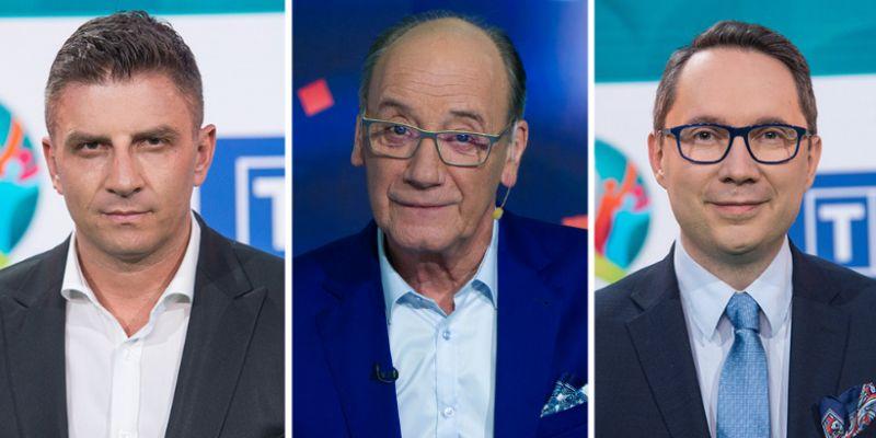 EURO 2020 - polscy komentatorzy i eksperci. Kto tworzy studio sportowe TVP?
