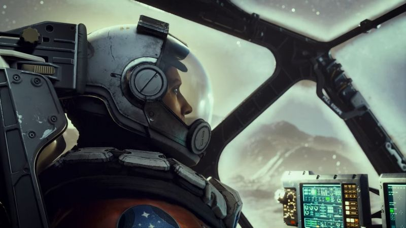 Starfield z datą premiery! Zwiastun zapowiada kosmiczną przygodę od Bethesdy