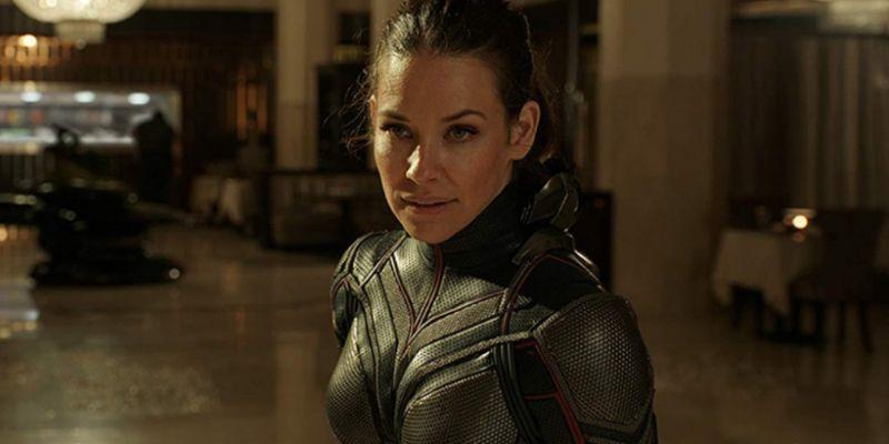 Ant-Man 3: Evangeline Lilly pokazuje ciało po przygotowaniach fizycznych i włącza się w nowy trend