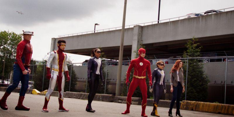 Flash: sezon 7, odcinek 18 (finał sezonu) - recenzja