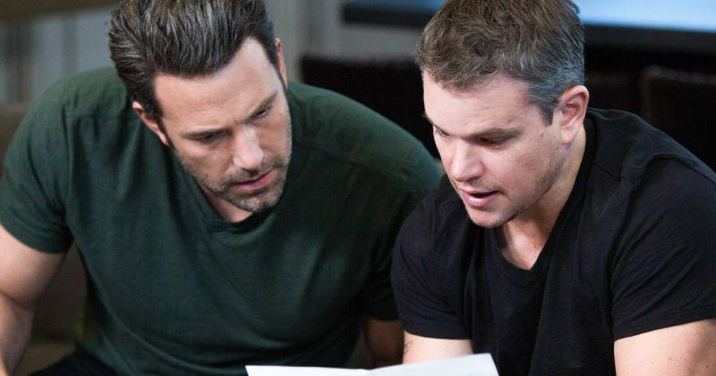 Reaver X Specter - studio Bena Afflecka i Matta Damona wyprodukuje serial o inwazji obcych