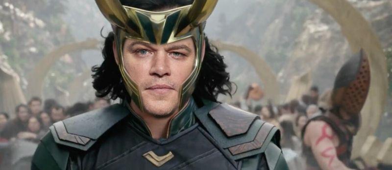 Thor: Love and Thunder - Matt Damon w obsadzie! Powraca jako Loki...?