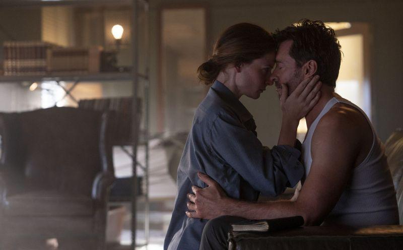 Reminiscencja - Hugh Jackman i Rebecca Ferguson na zdjęciach promocyjnych thrillera