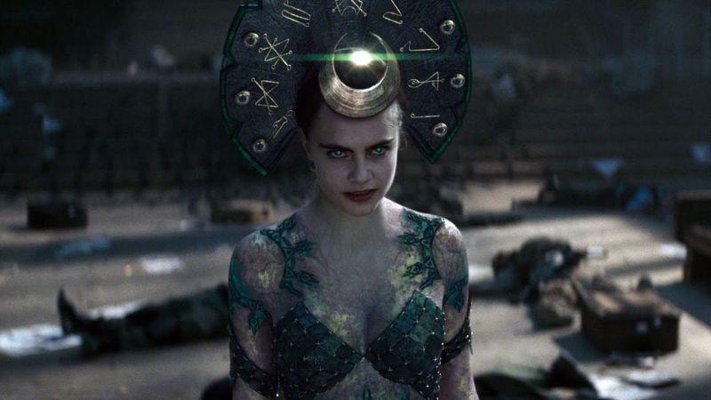 Legion samobójców - DC kpi ze stroju filmowej Enchantress