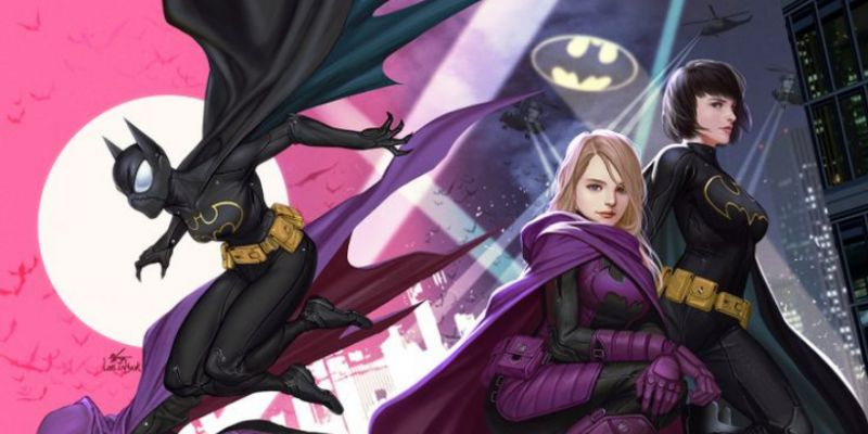 DC ogłasza powstanie 4 nowych serii, w tym Batgirls! Są zapowiedzi i jest moc