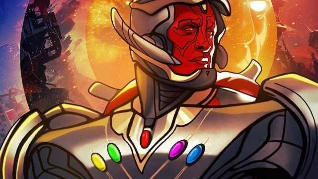 What If... ? - ten Ultron przeraziłby Thanosa? Plakat 8. odcinka i przyczyny skrócenia epizodów