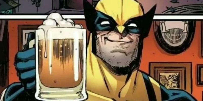 Wolverine to dobry kompan do alkoholu? Sam wytłumaczył, czy może się upić