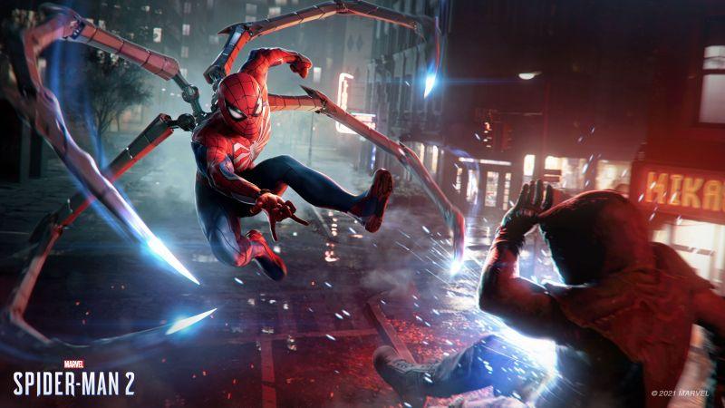 Spider-Man 2 - analiza zwiastuna. Kraven Łowca, nowe kostiumy i głos Candymana