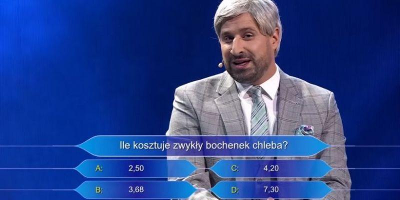 Milionerzy - ta parodia z Mateuszem Morawieckim to hit sieci