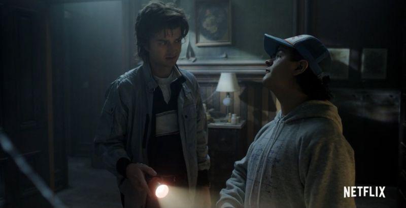 Stranger Things - teaser 4. sezonu. Klimat grozy w starym domu