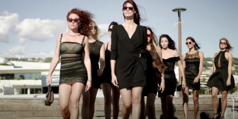Dziewczyny z Dubaju z piosenką z 50 twarzy Greya? Doda wkurzona