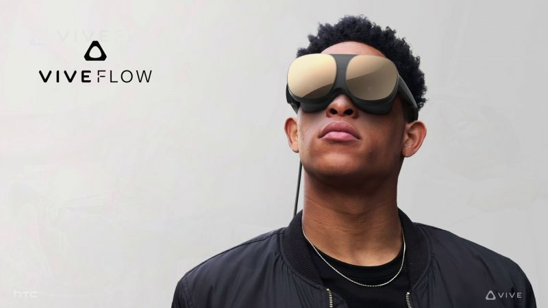 HTC Vive Flow - nadchodzą gogle stworzone do konsumpcji filmów