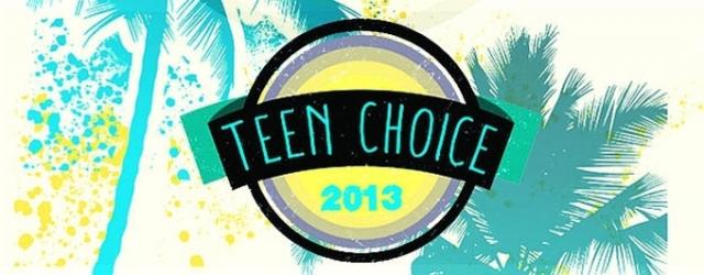 Kolejne nominacje do Teen Choice Awards 2013