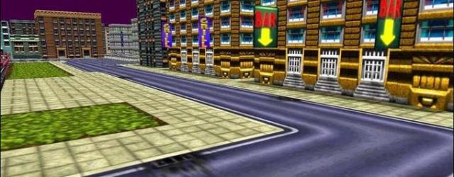 "Pierwsze ""GTA"" w 3D?"