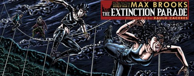 Oficjalnie ruszają prace nad adaptacją powieści graficznej Maxa Brooksa