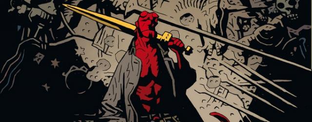 """Nowy tom """"Hellboya"""" – tylko u nas przedpremierowo plansze"""