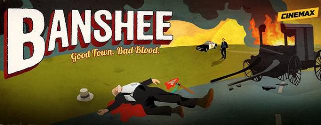 """""""Banshee"""" – kto głównym złym w 3. sezonie? (Comic-Con)"""