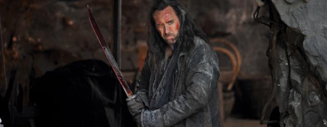 """Nicolas Cage w średniowiecznych Chinach. Zwiastun widowiska """"Outcast""""."""