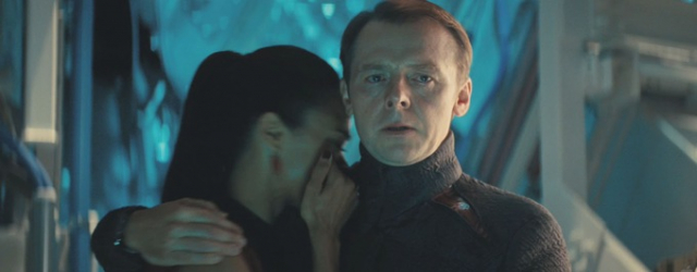 "Simon Pegg o wyborze reżysera ""Star Trek 3"""
