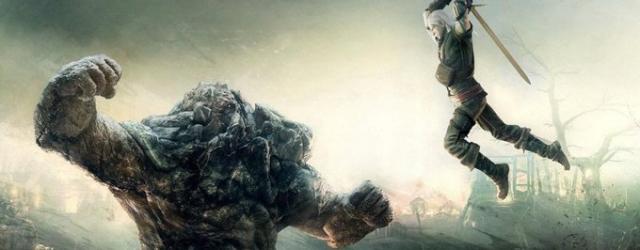"""Fragment otwarcia z gry """"Wiedźmin 3: Dziki Gon"""""""