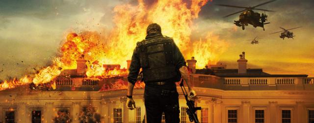 """Boże, pobłogosław Amerykę. Oceniamy """"Olimp w ogniu"""""""