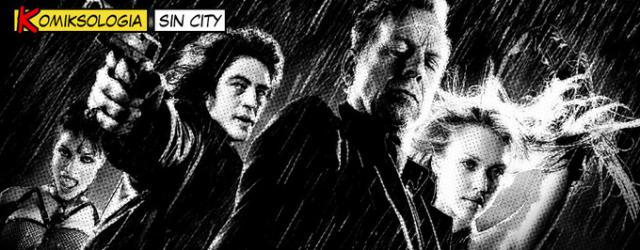 KOMIKSOLOGIA: Sin City