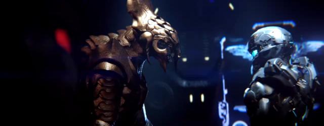 """Zobacz scenę związaną z """"Halo 5"""", która wyciekła do sieci"""