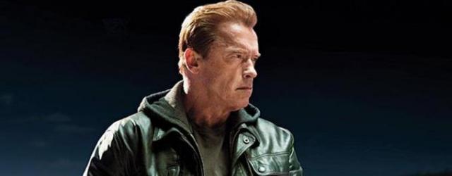"Oto Arnold Schwarzenegger z ""Terminator: Genisys"""