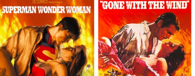 Okładki DC Comics jak filmowe plakaty