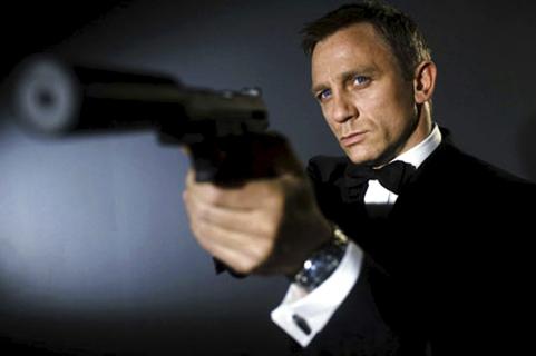 TOP 10: Piosenki z filmów o Jamesie Bondzie