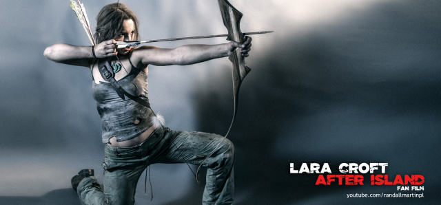 """Lara Croft """"After Island"""" – zobacz fanowski film"""