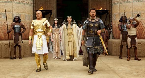 """""""Exodus: Bogowie i królowie"""": Historia prawdziwa – recenzja"""