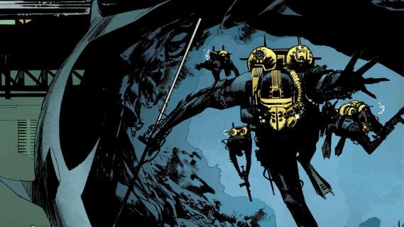 """The Wake"", ""Saga #2"", ""Justice"" – zapowiedzi Mucha Comics"