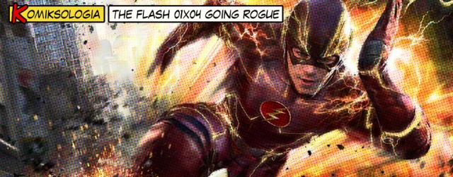 """The Flash"" 01×04 – odniesienia do komiksów"