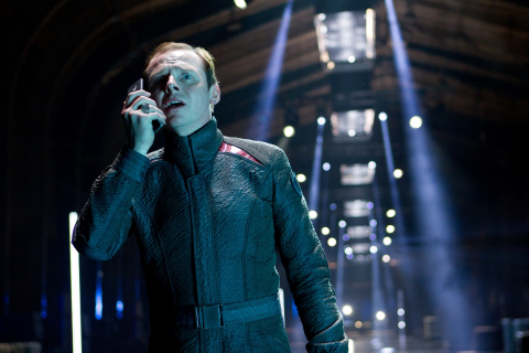 Star Trek - Simon Pegg o niepewnej przyszłości filmów. Brak potencjału w box office w stylu Marvela?