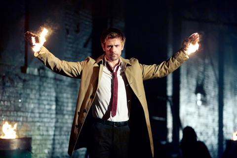 Matt Ryan powróci jako Constantine w Legends of Tomorrow