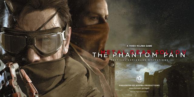 """Wstępna data premiery """"Metal Gear Solid V: The Phantom Pain"""" ujawniona"""