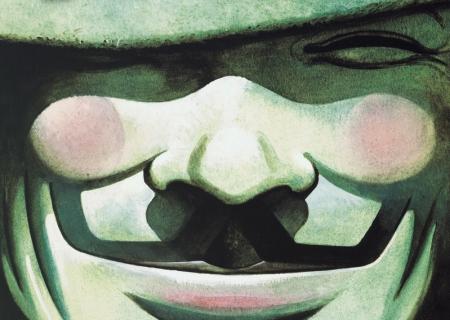 """""""V jak Vendetta"""": Kuloodporne ideały – recenzja"""