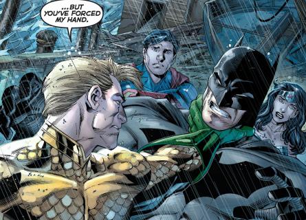 "Ile Aquamana w filmie ""Batman v Superman: Dawn of Justice""?"