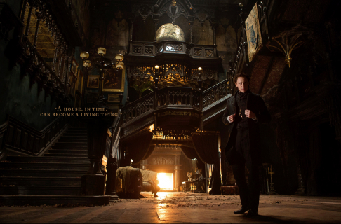 """Pełny zwiastun gotyckiego horroru """"Crimson Peak. Wzgórze krwi"""" Guillermo del Toro"""