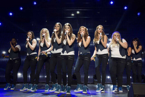 "Rozśpiewany spot Super Bowl ""Pitch Perfect 2"""