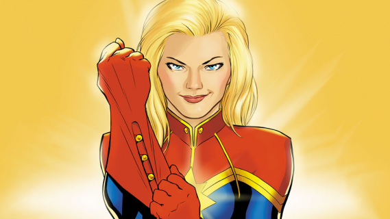 Wiemy, kto może zagrać Captain Marvel
