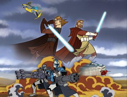 Star Wars: twórca kreskówki Wojny Klonów o podobieństwach w Przebudzeniu Mocy