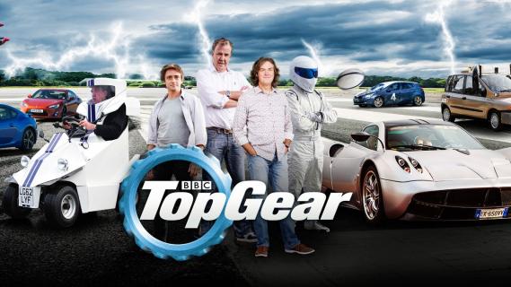 Top Gear zawitał na Showmax. Wielka motoryzacyjna przygoda właśnie się rozpoczyna.