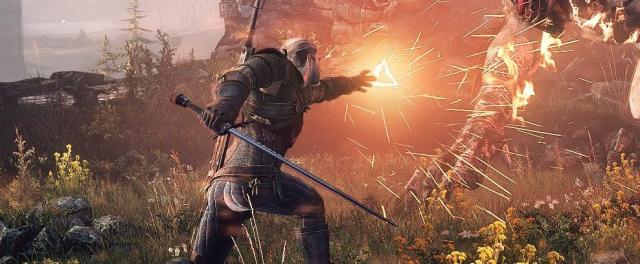 """Oszałamiający gameplay z gry """"Wiedźmin 3: Dziki Gon"""""""